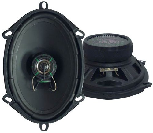 Lanzar Vx572 Vx 5-Inchx 7-Inch/6-Inchx 8-Inch Two-Way Speakers