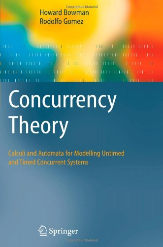 Concurrency Theory: Calculi an Automata for Modelling Untimed and Timed Concurrent Systems