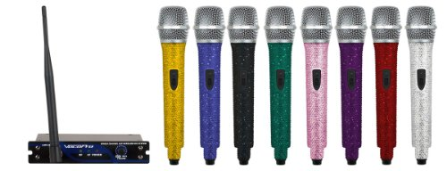 Vocopro Uhf-18 Diamond - N(Crystal) Wireless Microphone System