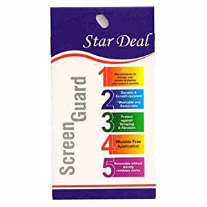 StarDeal Screen Guard Clear For Samsung I9400 With Best Quality & Free Shipping