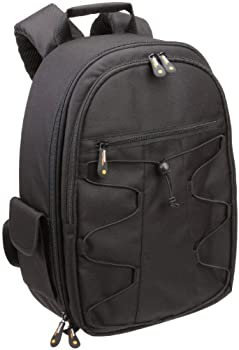 Backpack for SLR/DSLR Cameras and Accessories – Black