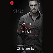 Wife for Hire Audiobook by Christine Bell Narrated by Carly Robins