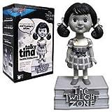 Bif Bang Pow! The Twilight Zone Talking Bobble Head Talky Tina