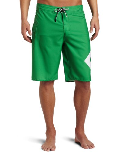 DC Shoes Lanai Essential Men's Boardshort Kelly Green W32 IN