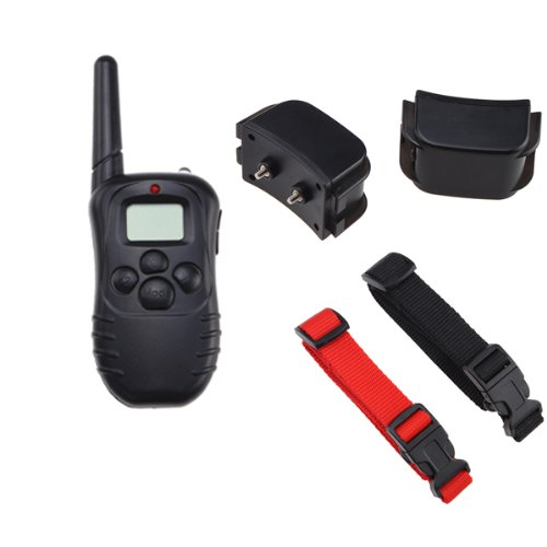 Rechargeable Waterproof Remote Dog Training Collar