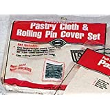 CybrTrayd Pastry Cloth & R/P Cover Set, Beige