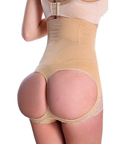 gotoly-hi-waist-tummy-control-butt-lifter-thigh-slimmer-shapewear-burning-fat-3xl-4xl-beige