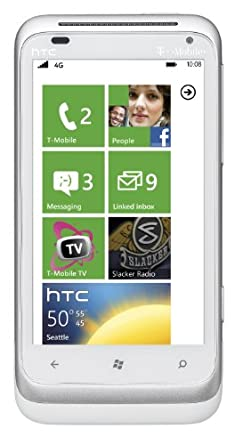 HTC Radar, White 8GB (T-Mobile)