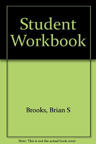 Student Workbook The Art Of Editing In The Age of Convergence (8th edition)