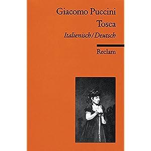 Tosca: Ital. /Dt. (Reclams Universal-Bibliothek)