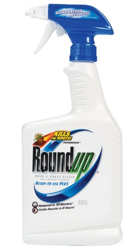 Roundup 5003410 Weed & Grass Killer 30-Ounce Ready-to-Use