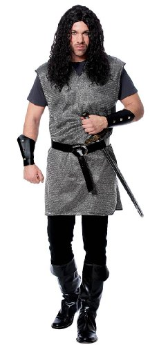 Mens Medieval Tunic Period Halloween Costume