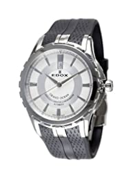 Edox Men's 80077 3 AIN Automatic Chronometer Grand Ocean Watch