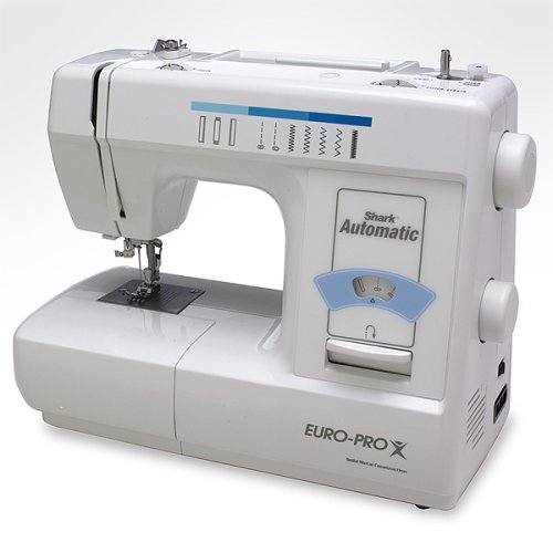 Sewing Machine EuroPro Stitch Art 40Stitch Sewing Machine 40 Classy Euro Pro Denim And Silk Sewing Machine