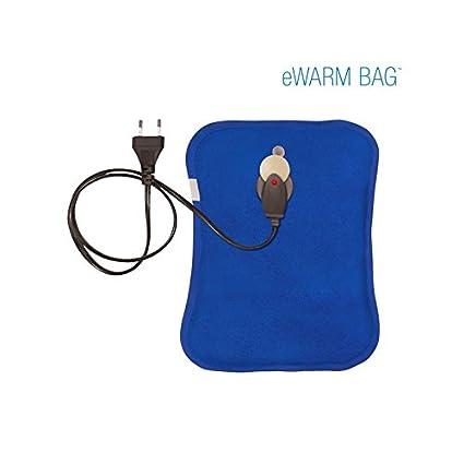 bolsa eléctrica de agua caliente
