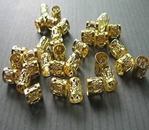 Dread Lock Dreadlocks Braiding Beads