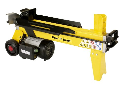 Pow' R' Kraft 65556 4-Ton 15 Amp Electric Log Splitter