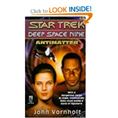 Antimatter (Star Trek Deep Space Nine, No 8) by John Vornholt