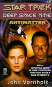 "Cover of ""Antimatter (Star Trek Deep Spac..."