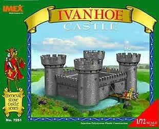 Ivanhoe Castle by Imex - Buy Ivanhoe Castle by Imex - Purchase Ivanhoe Castle by Imex (Imex Models, Toys & Games,Categories,Construction Blocks & Models,Construction & Models,Figures & Robots)