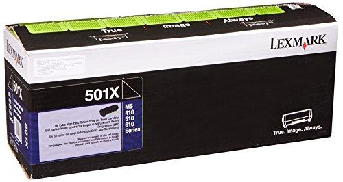 Lexmark 50F1X00 Extra High Yield Return Program Toner