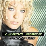 Leann Rimes/I Need You(アイ ニード ユー)