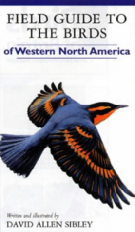 Field Guide to the Birds of Western North America (Helm Field Guides)