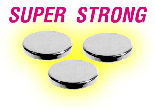 Super Strong Rare Earth Magnets Have Unbelievable Holding Power (Pkg. of 100)
