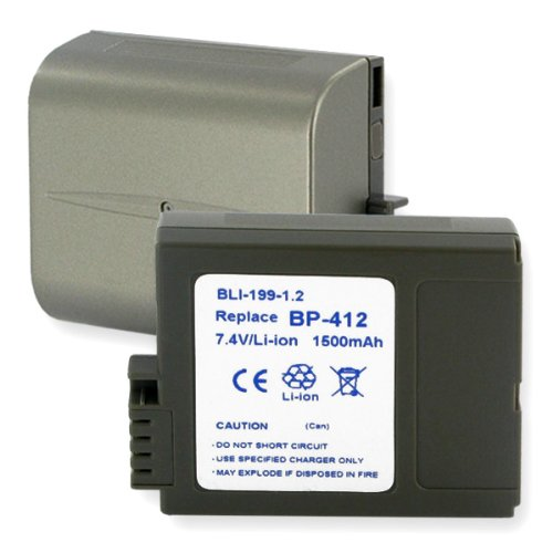 Canon BP-422 Replacement Video Battery promo code 2015