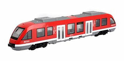 Dickie Toys 203748002 - City Train, treno, 45 cm