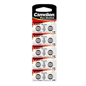 Batterie Camelion Alkaline AG2 (10 St.)