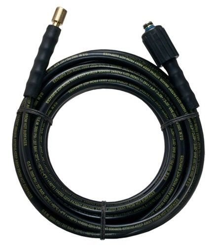 Husky 25' Pressure Hose for Pressure Washers - Fits Husky and Other Brands (Elec Pressure Washer compare prices)