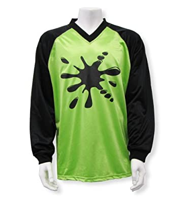 Soccer goalkeeper jersey personalized with your name and number