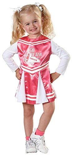 Cheerleader Toddler Costume