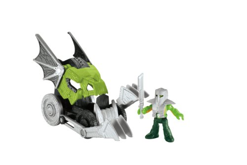 Fisher-Price Imaginext Dragonwagon - 1