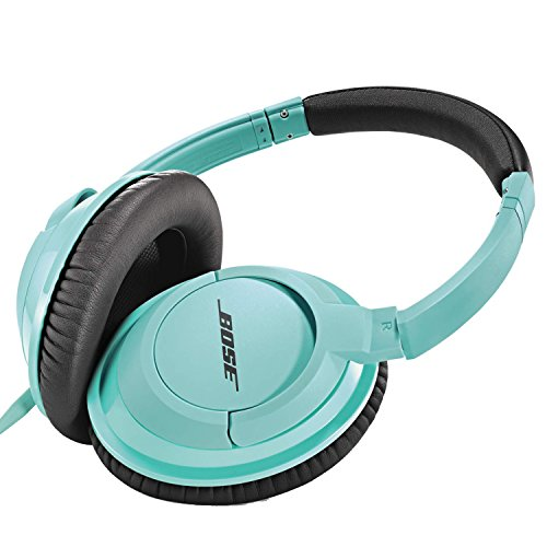 Bose SoundTrue Around-Ear Headphones with Mic (Mint)