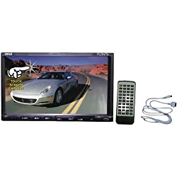 See PYLE PLDN73I 7inin Double-DIN In-Dash TFT Touchscreen DVD Receiver with iPod(R) Connector Details