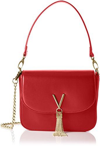 Valentino-Damen-Diva-Baguettes-Rot-Rosso-22x16x7-cm