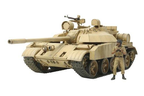 タミヤ 1/35 ミリタリーミニチュアシリーズ No.324 イラク軍 戦車 T55 エニグマ プラモデル 35324