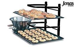 Linden Sweden Baker\'s 4-Tier Adjustable Metal Cooling Rack by Linden Sweden