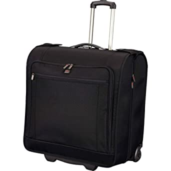 Victorinox Luggage Nxt 5.0 Deluxe Wheeled Garment Bag, Black, One Size