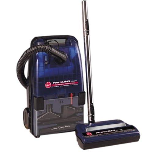 Amazon.com - Hoover S3606 Powermax Deluxe Canister Vacuum