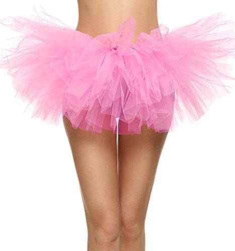 Avidlove Women Sexy Organza Tutu Multi-layers Party Dance Skirt Boutique Ballerina Dress Petticoat