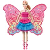 Barbie A Fairy Secret Transforming Doll