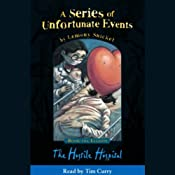 The Hostile Hospital: A Series of Unfortunate Events, Book 8 | Lemony Snicket