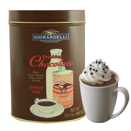 Ghirardelli Chocolate Heritage Drinking Chocolate