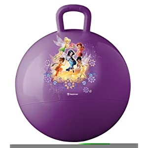 tinkerbell bounce ball, sport ball