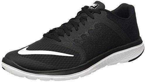 Shoe Rating Nike Men Black Fs Run