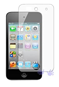 Luxmo Premium Screen Protector for Apple iPod Touch 4G, 4th Generation, 4th Gen - Clear