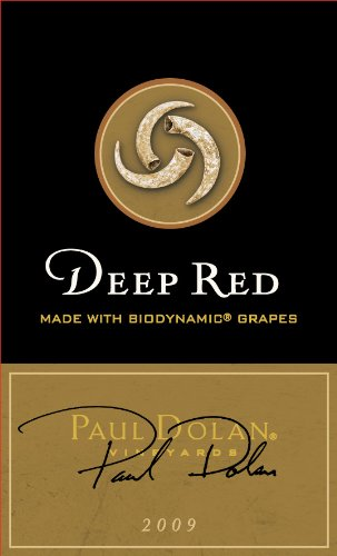 2009 Paul Dolan Vineyards Liberty Deep Red Blend Mendocino County 1.5 L